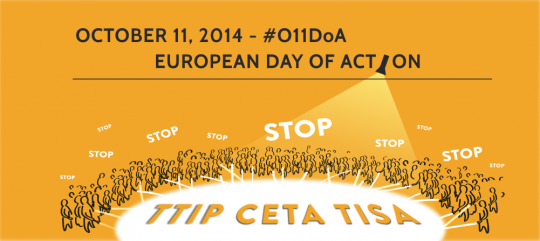 europeen day of action