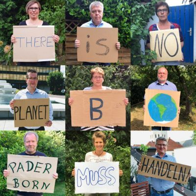 There is no Planet B - Paderborn muss handeln!